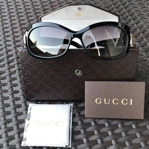 Authentic Gucci Sunglasses